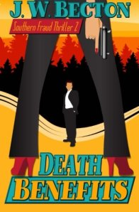 Book Cover Death Benefits