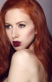 redheaded Lorna