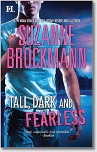 Tall Dark and Fearless Cover
