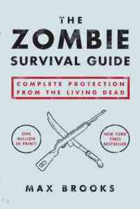 zombie survival Guide book cover
