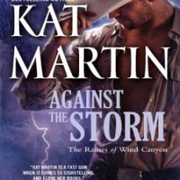 Review of Against the Storm (The Raines of Wind Canyon) by Kat Martin