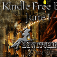 Kindle Free Book Blitz & Giveaway for Hex and the Single Witch