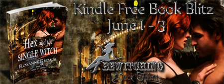 Hex and the Single Witch Free kindle Banner