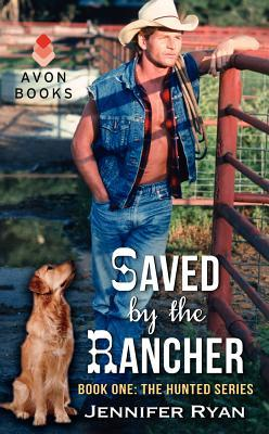 Saved by rancher Book Cover