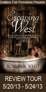 VBRT Escaping West Book Cover Banner