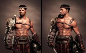 gladiator warrior 2