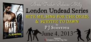 London Undead Series - Book Trailer Release Blitz FINAL