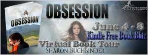 Obsession Banner 450 x 169 June free Kindle