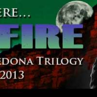 Book Blitz for Angel Fire (Sedona Trilogy #3)