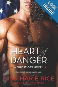 Heart of Danger Cover