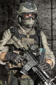 special ops soldier