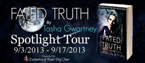 Fated Truth by Tasha Gwartney Banner