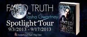 Fated Truth by Tasha Gwartney Banner