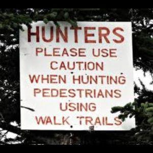 hunterspedestrians
