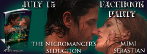 The Necromancers Seduction Banner FB Party