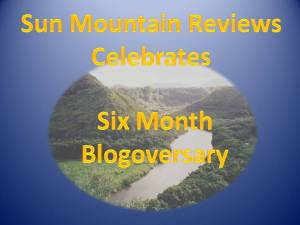 Six Month Blogoversary & Giveaway