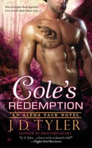 Cole's Redemption cover