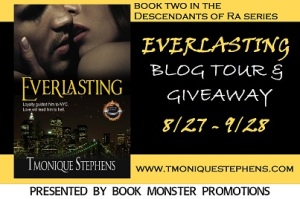 EVERLASTING Tour Button