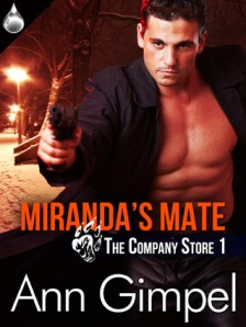 Miranda's Mate Book Cover