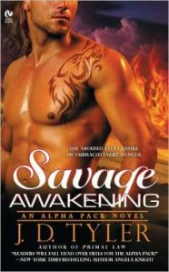 Savage Awakening Cover