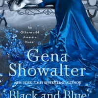 Mini Review of Black and Blue (Otherworld Assassin #2) by Gena Showalter
