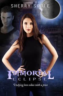 Immortal Eclipse Book Cover