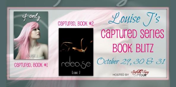 Captured Series Book Blitz Banner