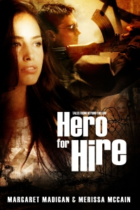 Hero for Hire Cover