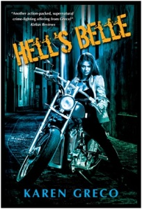 Hell's Belle Book COver