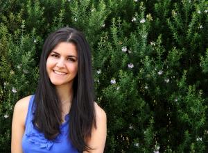 Rebecca Berto - author photo - June 2013