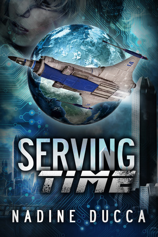 Serving Time Book Cover