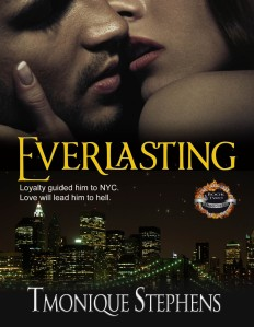 Everlasting book cover