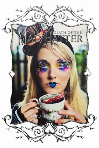 Death of a Mad Hatter Book Cover