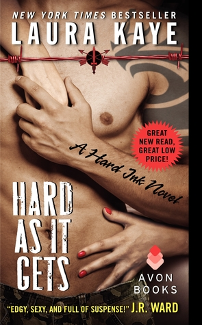 Hard as It Gets Book Cover