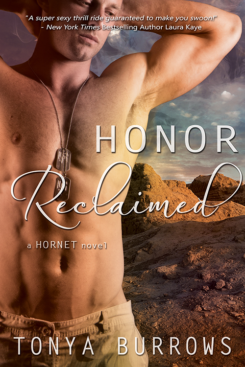 Honor Reclaimed Book Cover