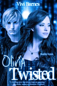 Olivia Twist Book Cover
