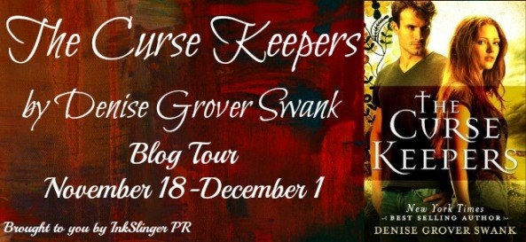 The Curse Keepers Blog Tour Banner