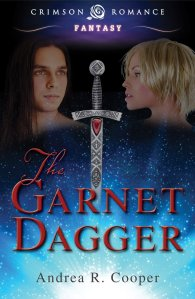 The Garnet Dagger Book Cover