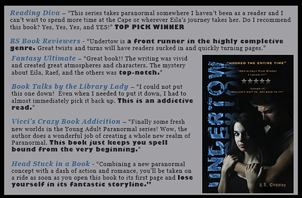YA BOUND REVIEWS AS GRAPHIC