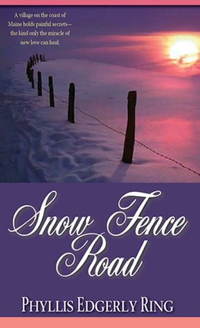 Book Cover Snow Fence Road
