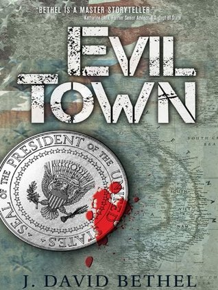 Evil Town Book Cover