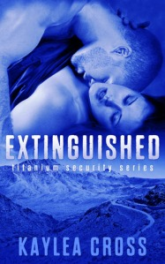 Extinguished  Book cover