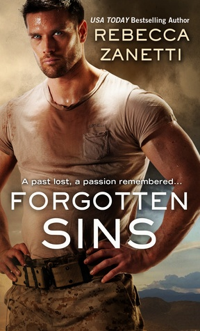 Forgotten Sins Book Cover