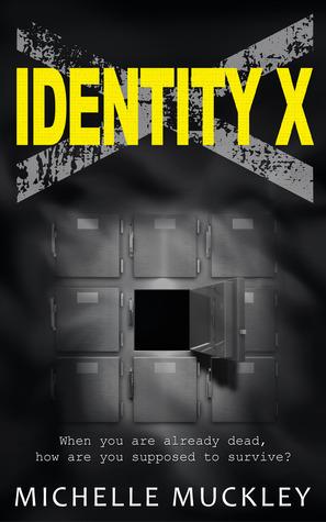 Identity X Book Cover