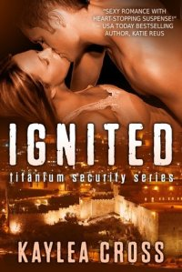 Ignited Book Cover