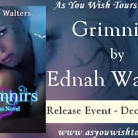 Release Event: Review & Giveaway for Grimnirs (Runes #2.5) by Ednah Walters