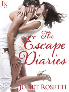 The Escape Diaries - Cover