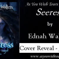 Cover Reveal for Seeress (Runes Series) by Ednah Walters