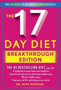 Book Cover for 17 Day Breakthrough Diet