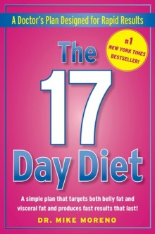 The 17 Day Diet Book Cover
